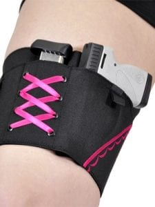 Garter Holster from Can Can Concealment