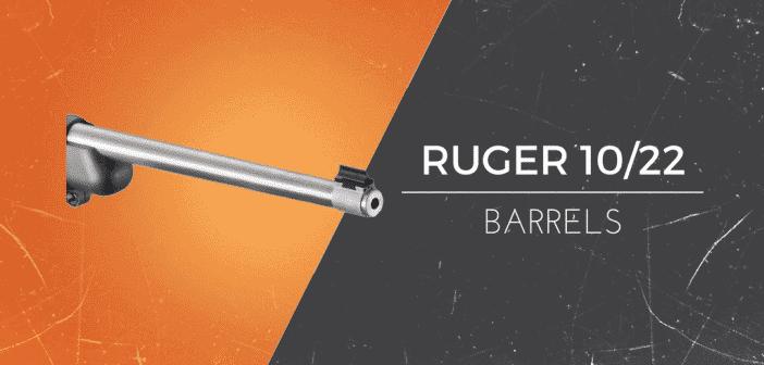 after market barrels for the ruger 10-22