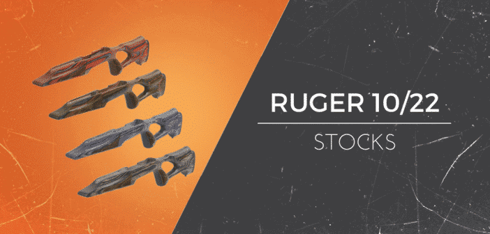 stocks for the ruger 10-22
