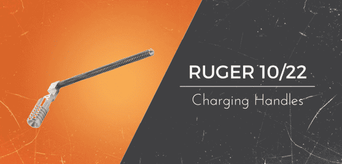 charging handles for the ruger 10 22 rifle