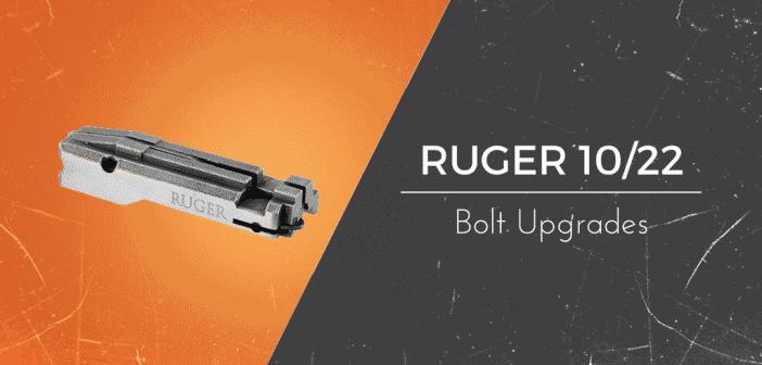 bolt upgrades for the ruger 10/22