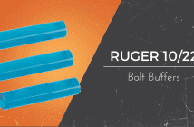 ruger 10/22 bolt buffer reviews
