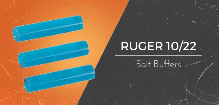 ruger 10/22 bolt buffer reviews