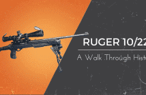 history of the ruger 1022