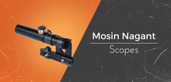 mosin nagant scopes