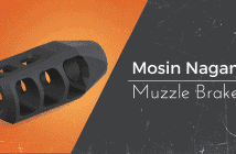 muzzle brakes for the mosin nagant