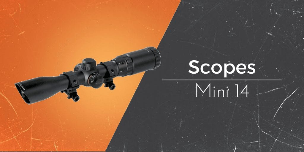 what's the best scope for the mini 14? Find out in these reviews