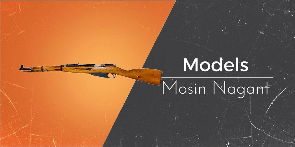history of models of the mosin nagant