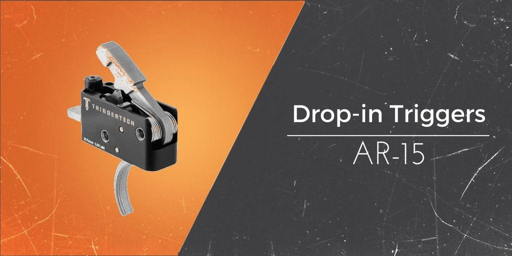 drop in triggers for the ar15
