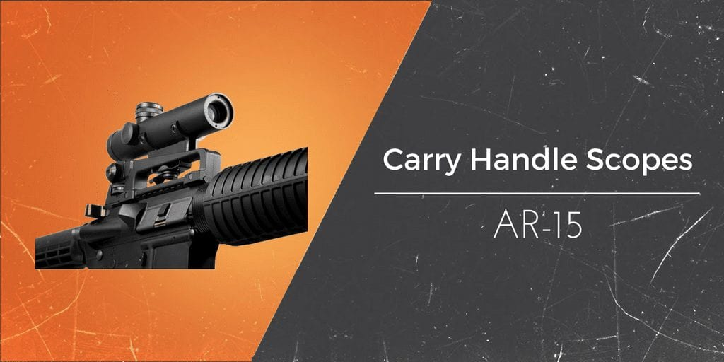 scopes for carry handles