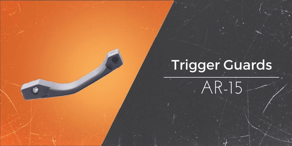 trigger guards for the ar15