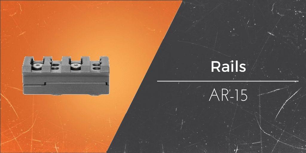 ar15 rail options