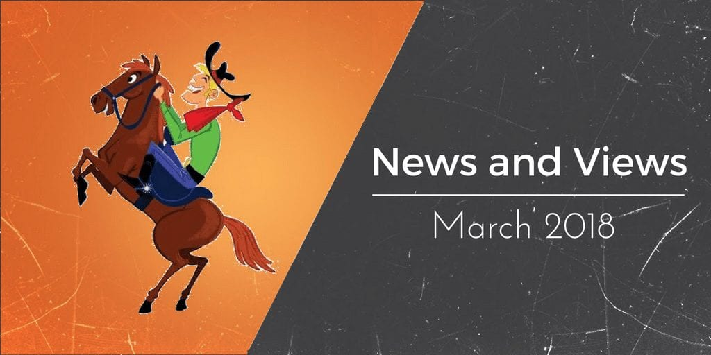 march 2018 news roundup