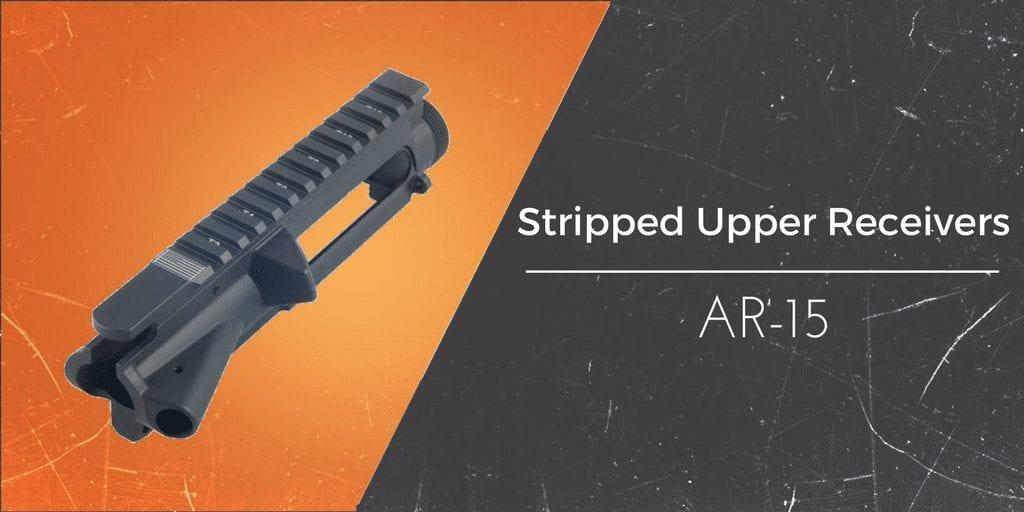 stripped upper receiver