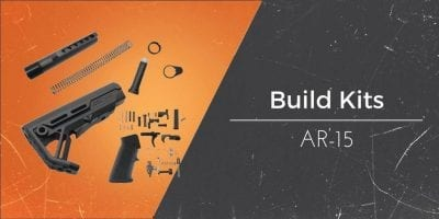 Best AR-15 Build Kits [Lower and Upper Parts] - 2019 Buyers Guide