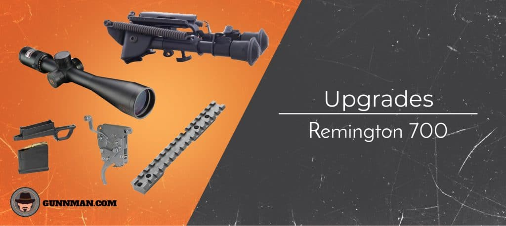 List of the Best Remington 700 Upgrades and Mods - 2019