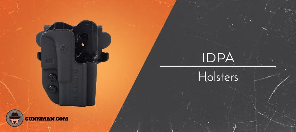 Complete Buyer's Guide for 2019: The Best IDPA Holsters