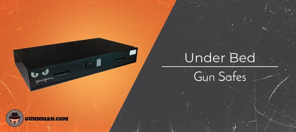 Best Under the Bed Gun Safes of 2019 - Gun Mann