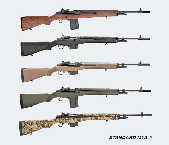 M1A vs  AR-10 | Similarities & Differences Compared! - Gun Mann