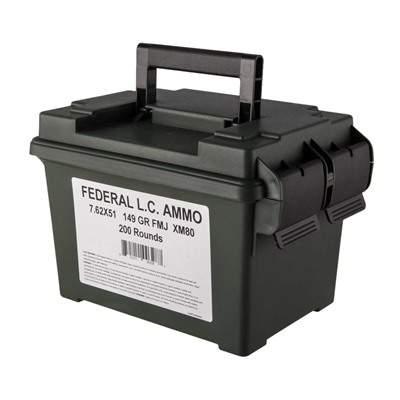 Stockpile the Best: M1A Ammunition - Gun Mann