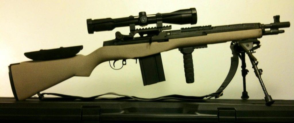 Terkini M1a Replacement Stock
