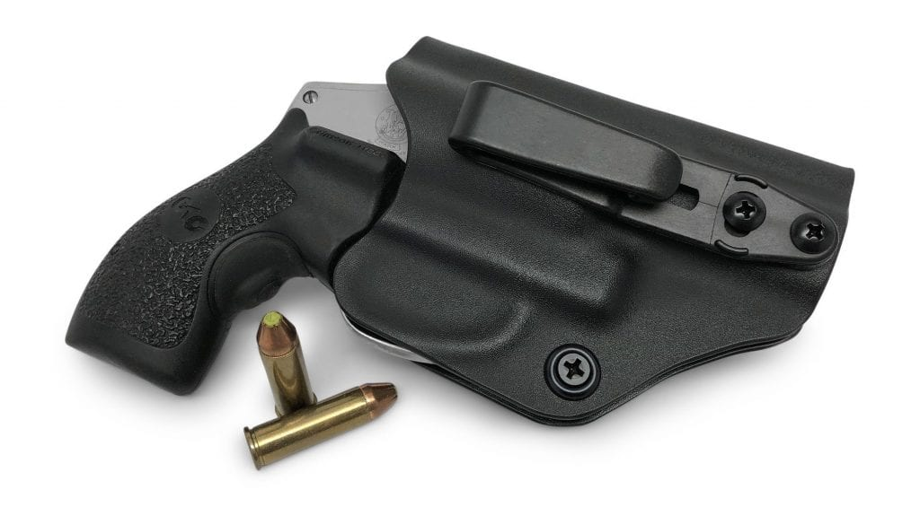 Best J-Frame Holsters | Concealed Carrying Options for Every