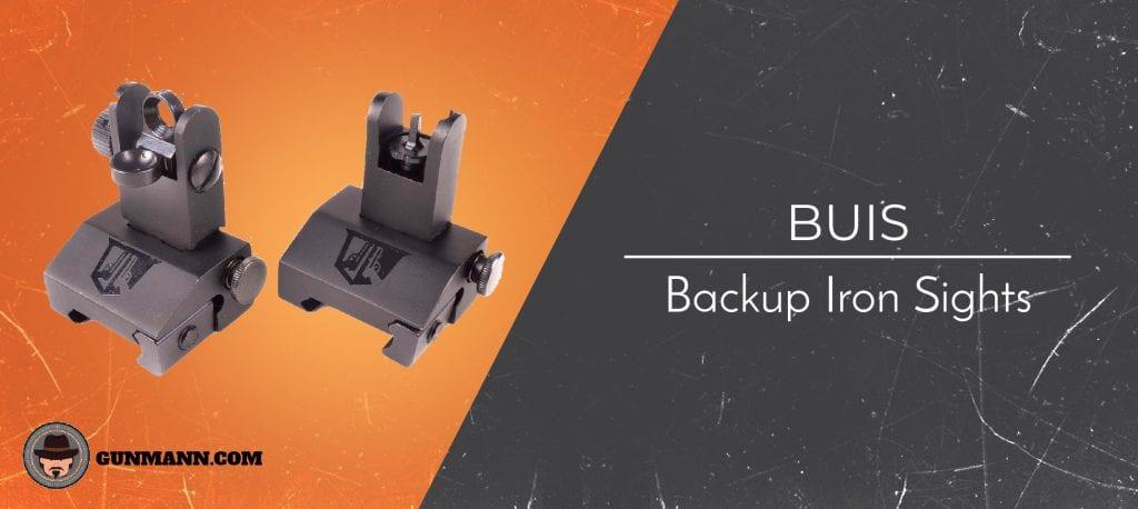 Best Backup Iron Sights 2019 Best Backup Iron Sights (BUIS) – 2019 Top Picks   Gun Mann