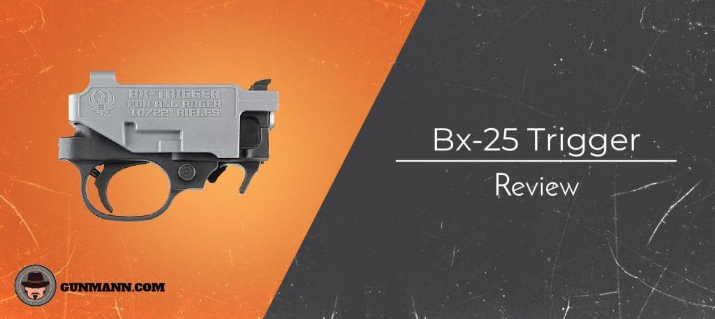 Bx-25 Trigger Review – 2019 Buyer's Guide - Gun Mann