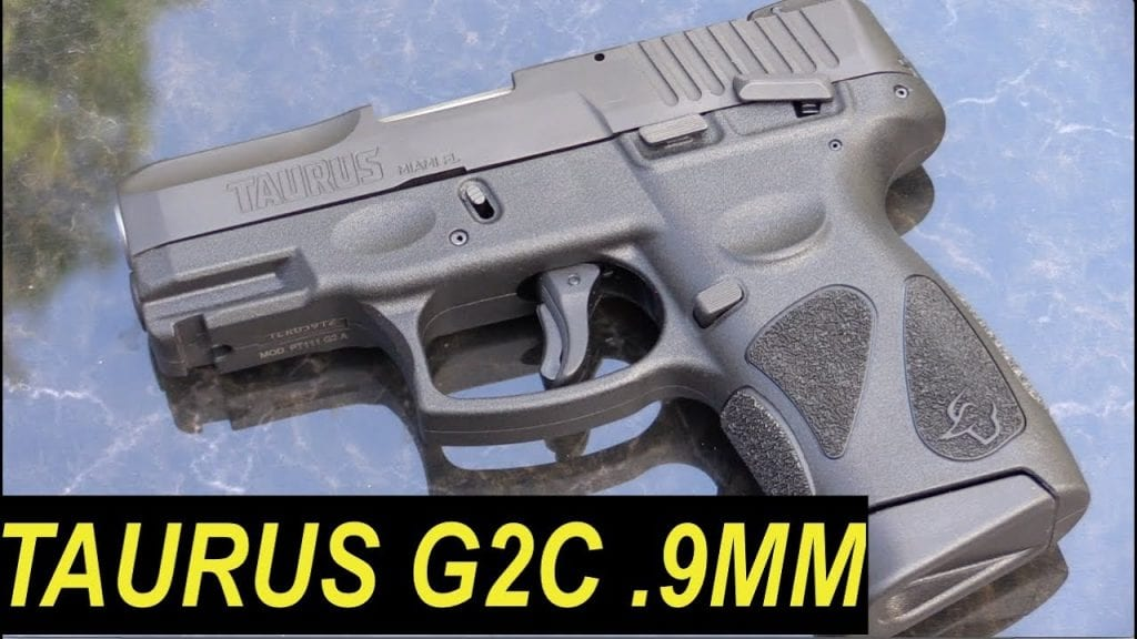 Taurus G2C Review [2019] – Best Overall and For The Money - Gun Mann