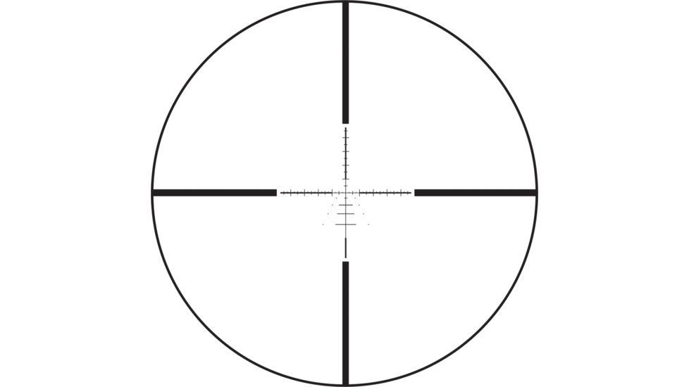 Burris Veracity 5-25X50 Reticle